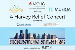Harvey Relief Concert