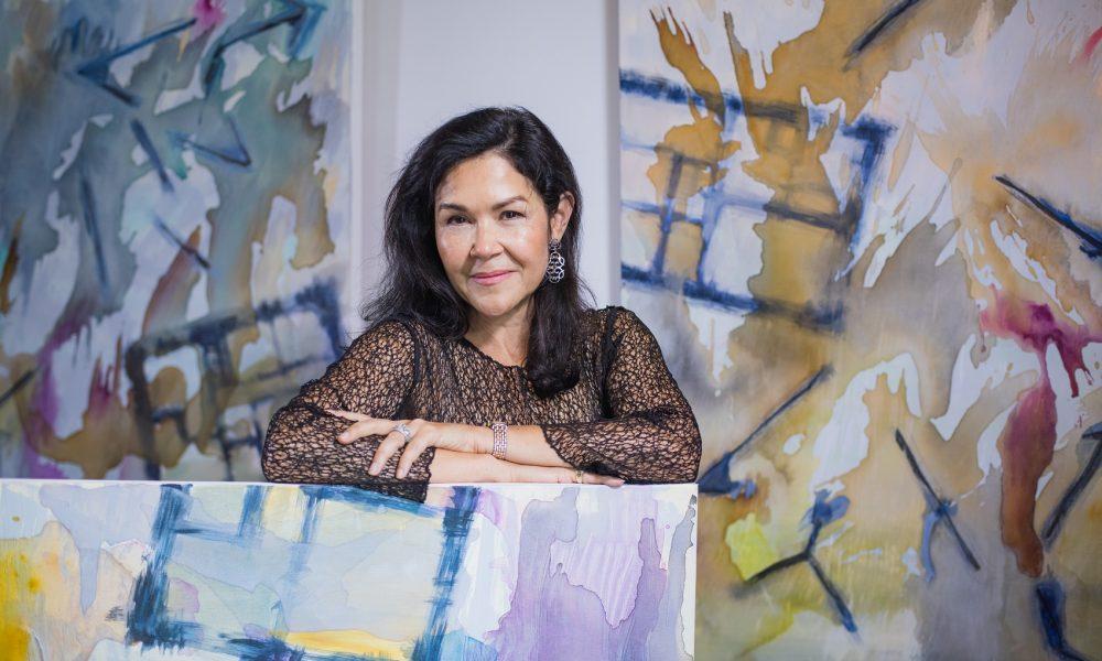 Questions + Artists: Geraldina Interiano Wise